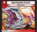 Sparkspine Lizard