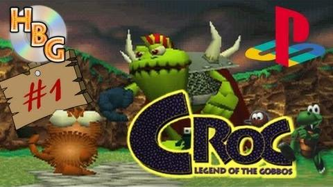 Croc: Legend of the Gobbos Level Layout