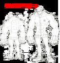 Ira Gamagōri body (School Raids Trip Jersey sketch).png