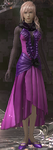 LRFFXIII Dark Orchid