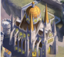 Skythrone Outpost's Cathedral