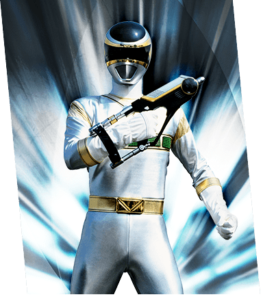 Image in space silver ranger png rangerwiki wikia