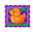 Orange Ducky Stamp Before 2015 revamp.png