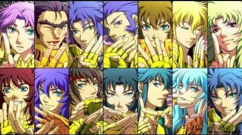 Saint Seiya Omega: La leyenda de Diamante- Episodio 1