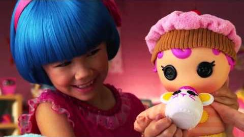 Lalaloopsy Babies TV Commercial
