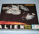 Alien Nostromo Jigsaw