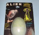 Alien Alien Warrior Jigsaw