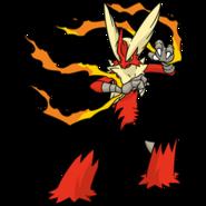 257blaziken mega 87 kb - Pokemon mega evolution blaziken ...