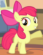 Apple Bloom ID S4E17