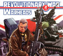 Revolutionary War: Warheads Vol 1
