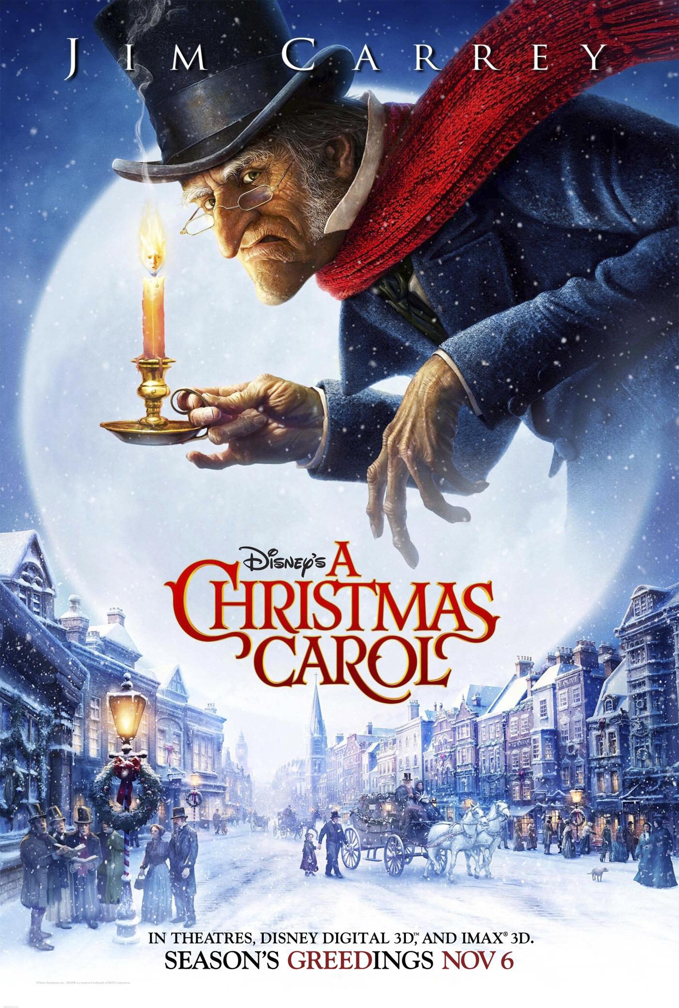 Disney Christmas Carol