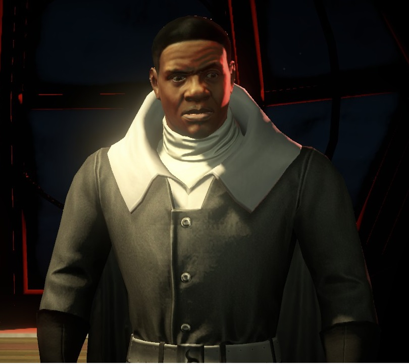 Keith David Gallery Keith David is a character in Saints Row IV and is voiced by the real