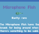 Microphone Fish