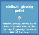 Platinum Glowing Pellet