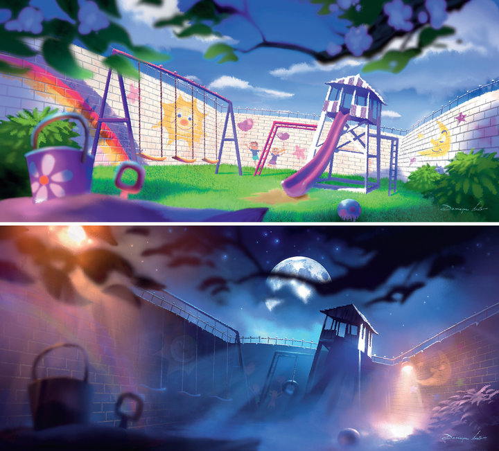Toy Story 3 Sunnyside Daycare : Sunnyside daycare disney wiki