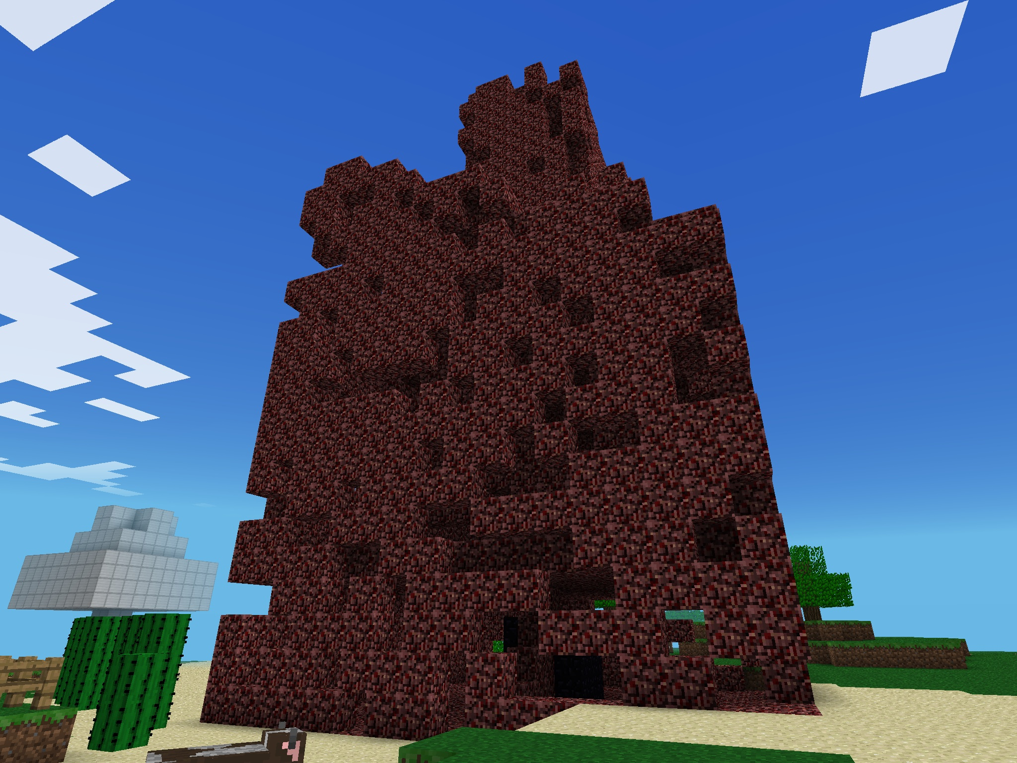 how to make the minecart go in minecraft pe