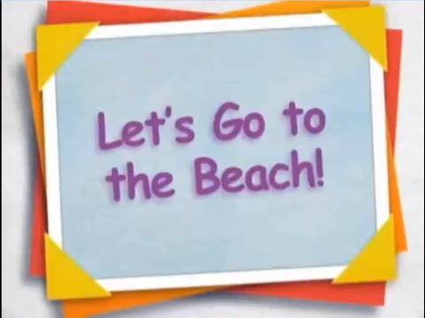 barney 39 s beach party barney wiki. Black Bedroom Furniture Sets. Home Design Ideas