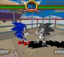 Localizaciones de Sonic the Fighters