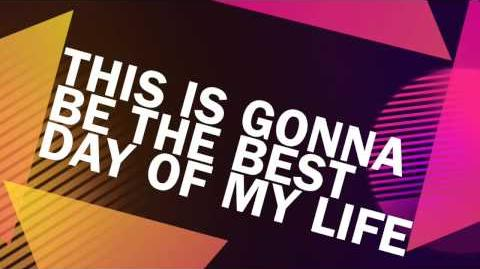 American Authors - The Best Day Of My Life (lyrics)