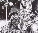 The Return of Godzilla (Original draft)
