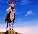 Tricorn Elk