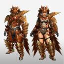 FrontierGen-Lavi Armor (Gunner) (Front) Render.jpg