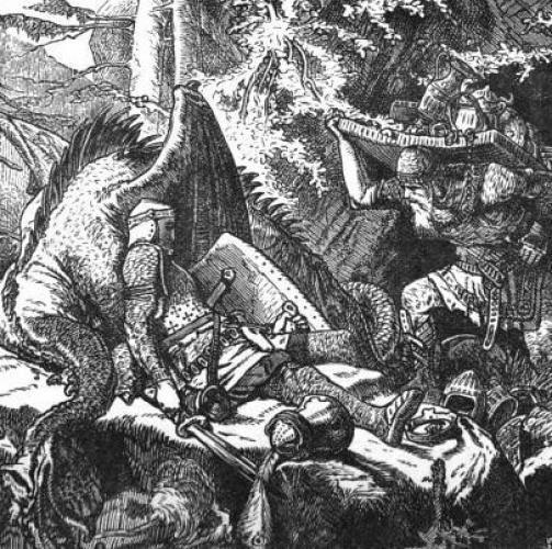 beowulfs encounter essay