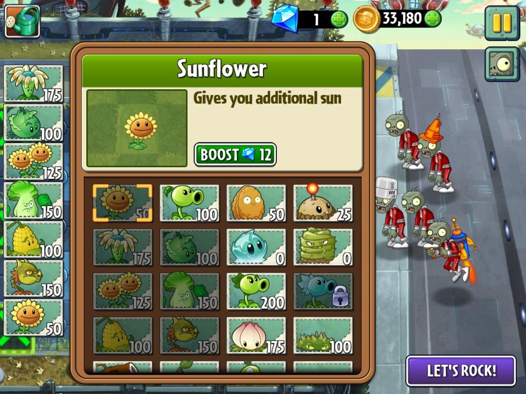 plants vs zombeis