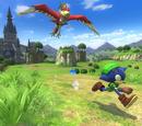 Zona The Legend of Zelda