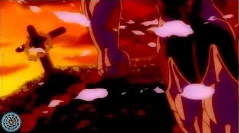Saint Seiya Omega: La leyenda de Diamante- Episodio 24
