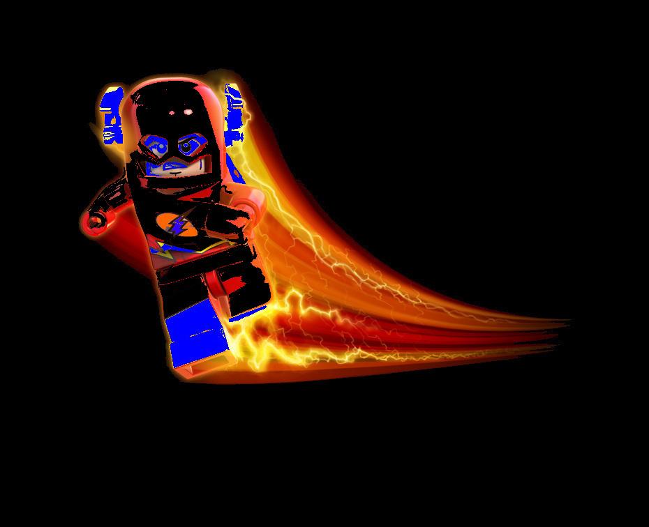 Custom:Cyborg Flash - Brickipedia, the LEGO Wiki Justice League Unlimited Cyborg