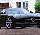 Mercedes-Benz SLS AMG '10