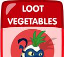 Loot Vegetables