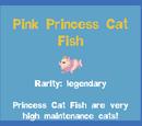Pink Princess Cat Fish