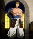 Gajeel coming back from graveyard.png