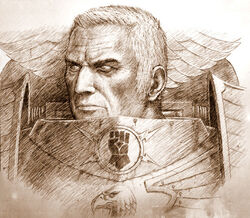Rogal Dorn sketch