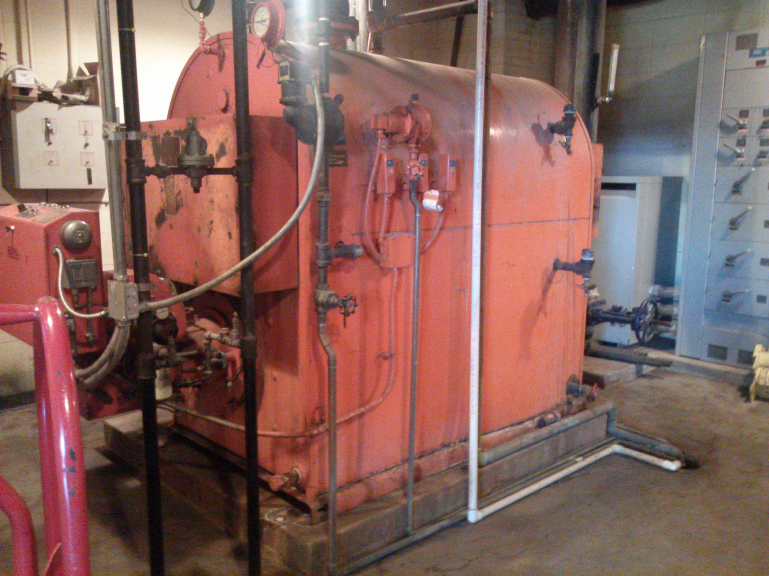 Fire Water Boiler ~ Fire tube boiler tractor construction plant wiki the