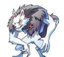 No.105 Ice Wolfie