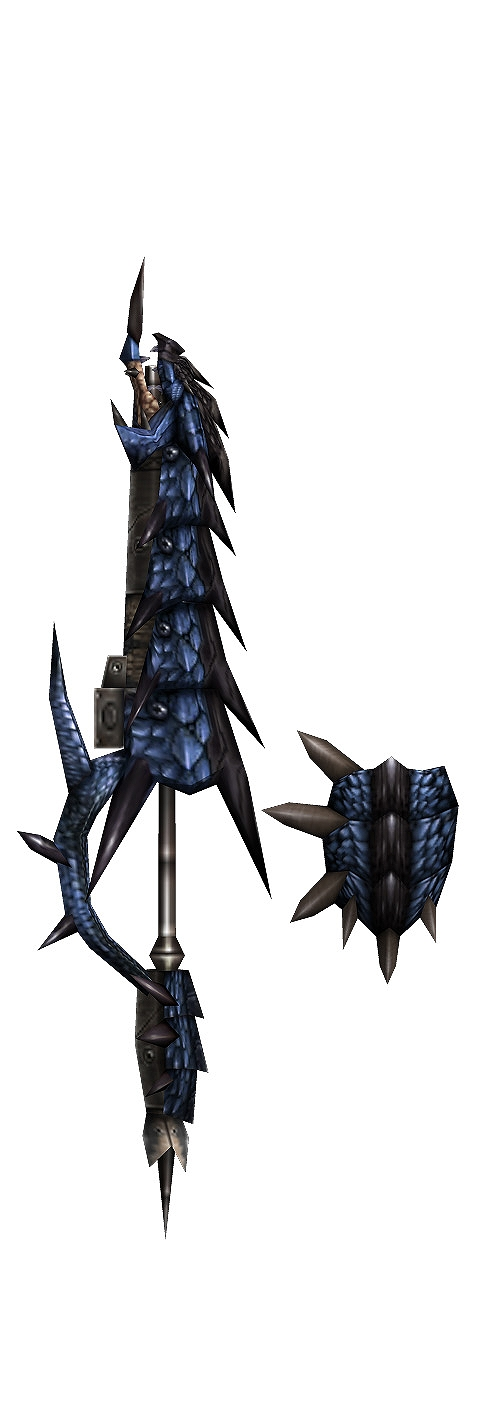 Azure Rathalos Equipment - The Monster Hunter Wiki ...