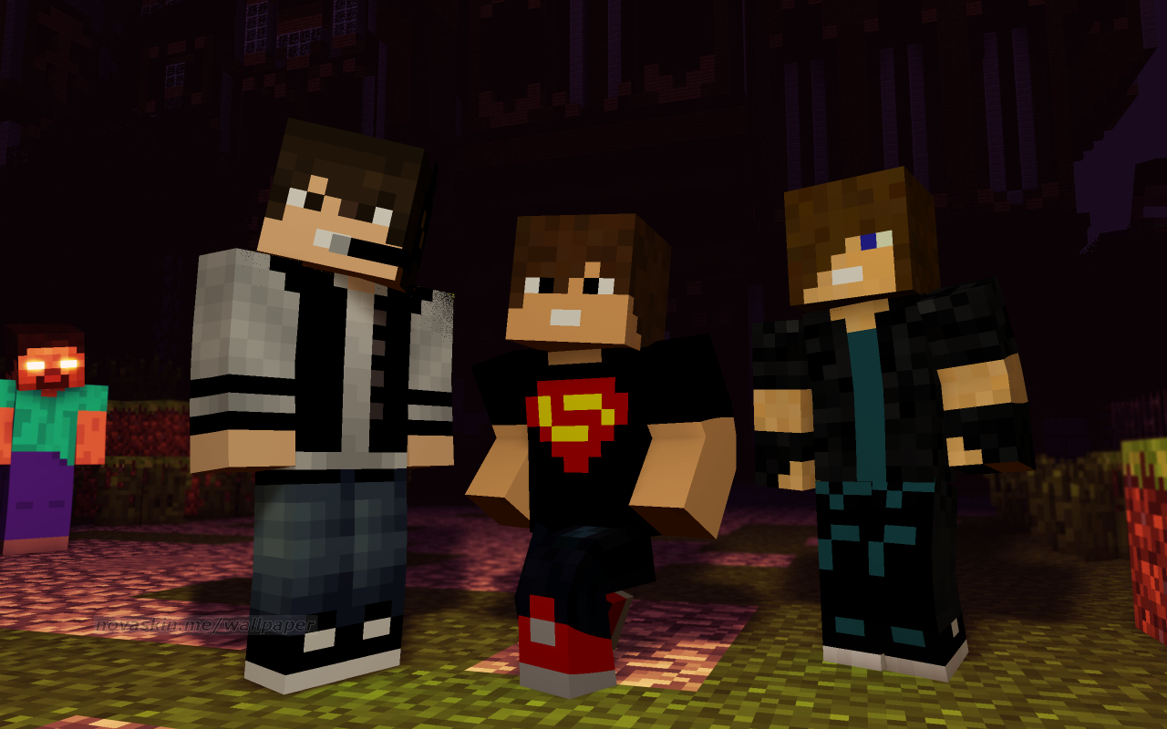 image novaskin minecraft wallpaper 2 png minecraft