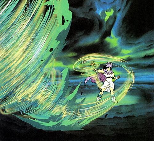 Dragon Quest V Characters