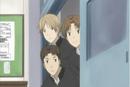 Kitamoto,nishimura&natsume peeking at taki.png