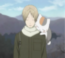 Natsume & nyanko had to face annoying nishimura tired.png