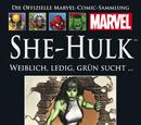 She-Hulk: Weiblich, Ledig, Grün sucht...