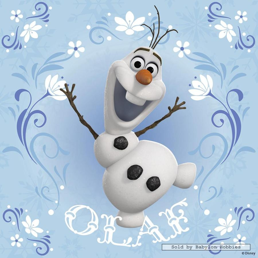 Image 49 pcs frozen elsa anna and olaf disney by - Frozen anna and olaf ...