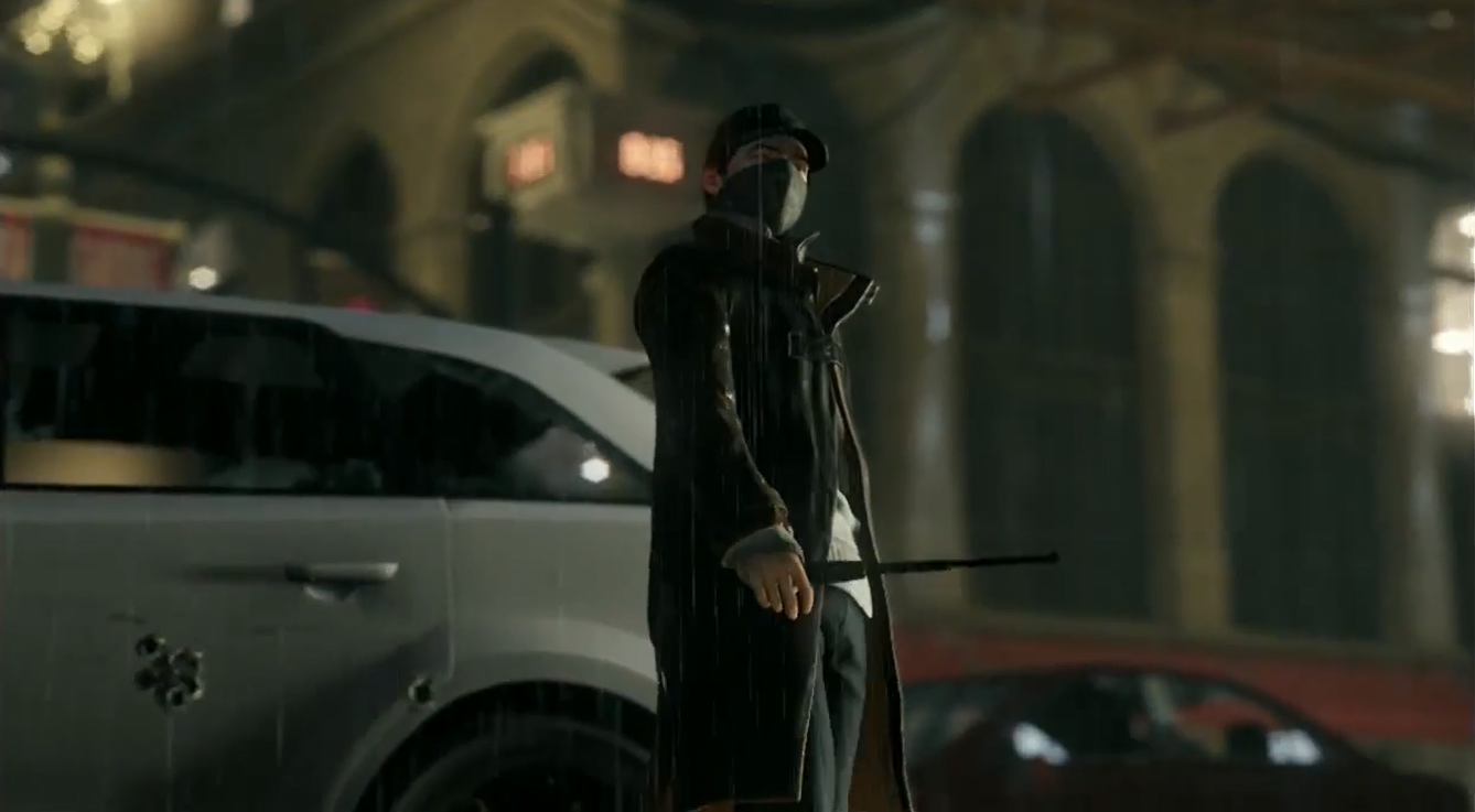 Watch Dogs  Melee Weapon