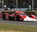 Toyota GT-ONE Race Car (TS020) '99