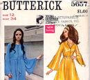 Butterick 5657 B