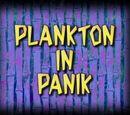 Plankton wird serviert