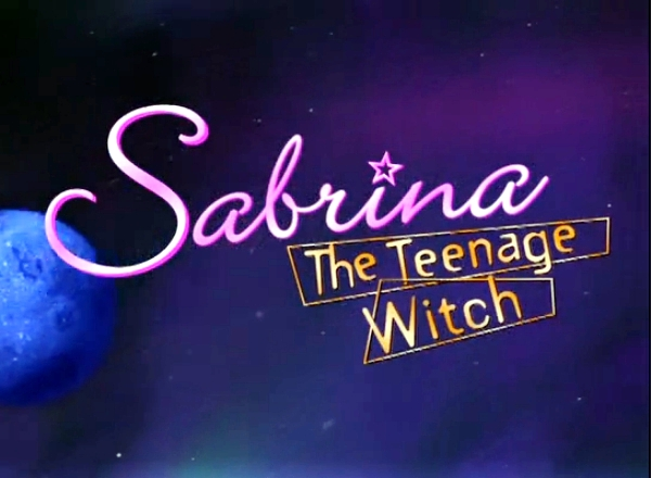 Image  Sabrina The Teenage Witch Logo